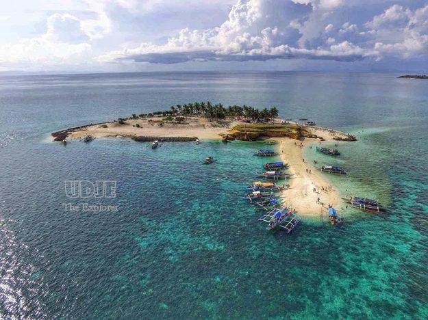 tinalisayan island